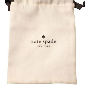 Kate Spade Medium Jewelry Pouch/Dustbag NWOT